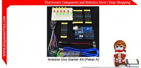 Arduino Uno Starter Kit (Paket A)