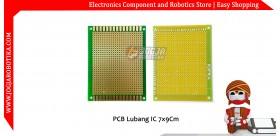 PCB Lubang IC 7x9Cm