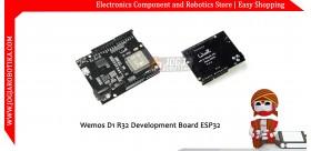 Wemos D1 R32 Development Board ESP32 4MB Flash Wifi Bluetooth BLE