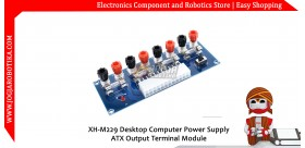 XH-M229 Desktop Computer Power Supply ATX Output Terminal Module
