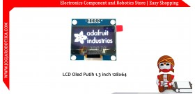 LCD Oled Putih 1.3 inch 128x64