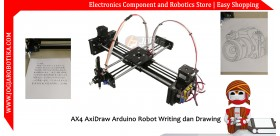 AX4 AxiDraw Robot Writing dan Drawing