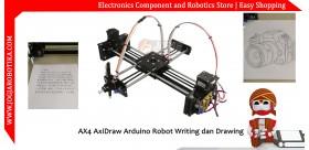 AX4 AxiDraw Robot Writing dan Drawing