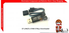 ST-LINK/V2 STM8 STM32 Downloader