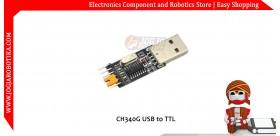 CH340G USB to TTL