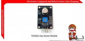 TGS2602 Gas Sensor Module