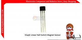 SS49E Linear Hall Switch Magnet Sensor