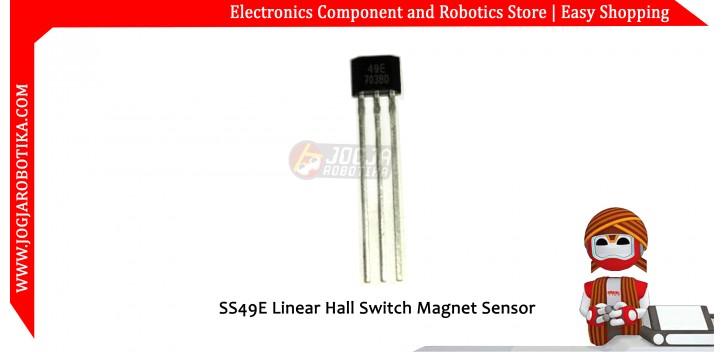 SS49E Linear Hall Switch Magnet Sensor