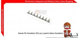 Kawat Pin Konektor XH2.54 2.54mm Sekun Konektor
