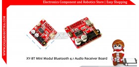 XY-BT Mini Modul Bluetooth 4.1 Audio Receiver Board