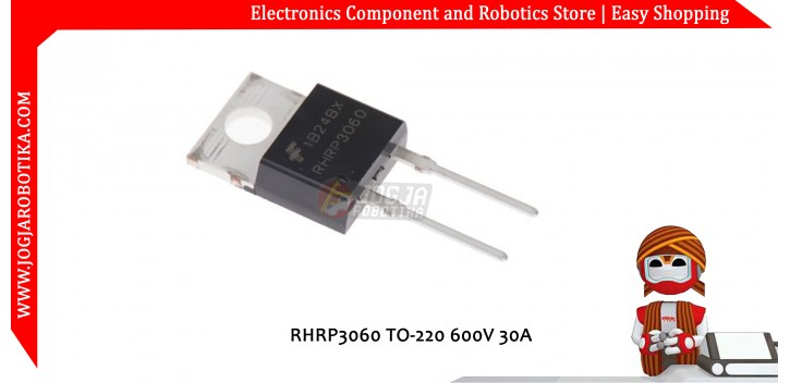 RHRP3060 TO-220 600V 30A
