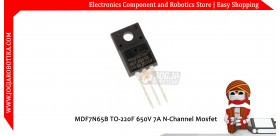 MDF7N65B TO-220F 650V 7A N-Channel Mosfet