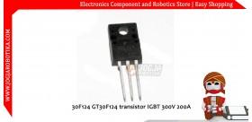 30F124 GT30F124 transistor IGBT 300V 200A