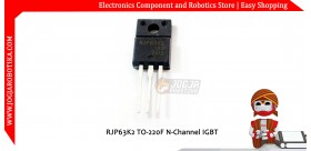 RJP63K2 TO-220F N-Channel IGBT