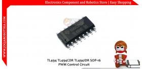TL494 TL494CDR TL494IDR SOP-16 PWM Control Circuit
