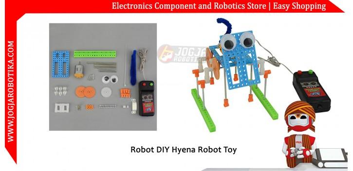 Robot DIY Hyena Robot Toy