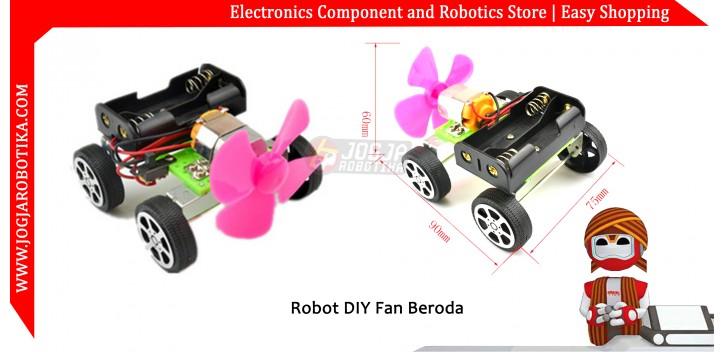 Robot DIY Fan Beroda