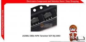 2SD882 D882 NPN Tansistor SOT-89 SMD