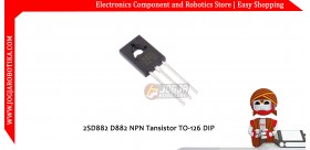 2SD882 D882 NPN Tansistor TO-126 DIP