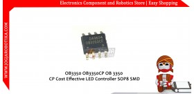 OB3350 OB3350CP OB 3350 CP Cost Effective LED Controller SOP8 SMD
