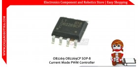 OB2269 OB2269CP SOP-8 Current Mode PWM Controller