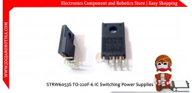 STRW6053S TO-220F-6 IC Switching Power Supplies