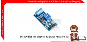 Shock/Vibration Sensor Modul SW420 / Sensor Getar
