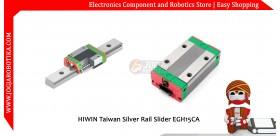 HIWIN Taiwan Silver Rail Slider EGH15CA