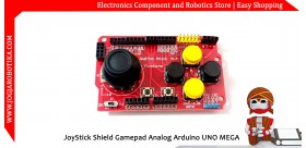 JoyStick Shield Gamepad Analog Arduino UNO MEGA
