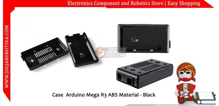 Case Arduino Mega R3 ABS Material - Black