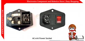 AC-01A Power Socket