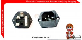 AC-03 Power Socket