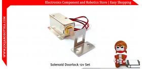 Solenoid Doorlock 12v