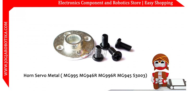 Horn Servo Metal ( MG995 MG946R MG996R MG945 S3003)