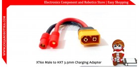 XT60 Male to HXT 3.5mm Charging Adapter