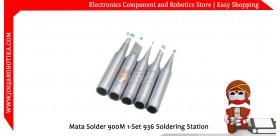 Mata Solder 900M 1-Set 936 Soldering Station