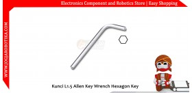 Kunci L1.5 Allen Key Wrench Hexagon Key
