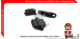 Medium Sized Automotive Blade Fuse Holder