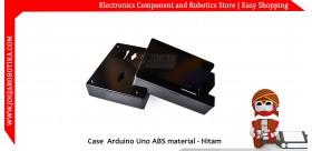 Case Arduino Uno ABS material - Hitam