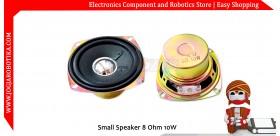 Small Speaker 8 Ohm 10W