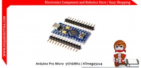 Arduino Pro Micro 5V/16Mhz