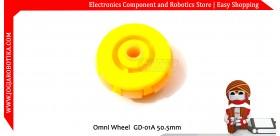 Omni Wheel GD-01A 50.5mm