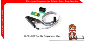 SOP8 SOIC8 Test Clip Programmer Clips