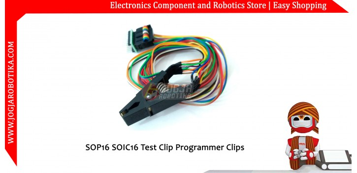 SOP16 SOIC16 Test Clip Programmer Clips