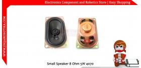 Small Speaker 8 Ohm 5W 4070