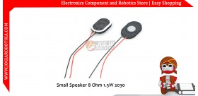 Small Speaker 8 Ohm 1.5W 2030