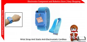 Wrist Strap Anti Statis Anti-Electrostatic Cordless