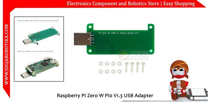 Raspberry PI Zero W PI0 V1.3 USB Adapter