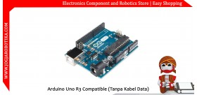 Arduino Uno R3 Compatible (Tanpa Kabel Data)