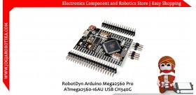 RobotDyn Arduino Mega2560 Pro ATmega2560-16AU USB CH340G